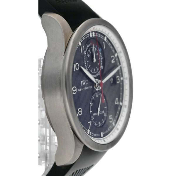 IWC IW390212 Portuguese Yacht Club Volvo Ocean Race Rubber Automatic Mens Watch 114476381324 4