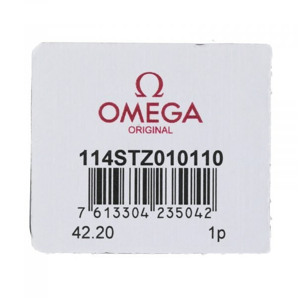 100 Authentic Omega New Style Seamaster 20mm Stainless Steel Watch Band Link 114626846055 2