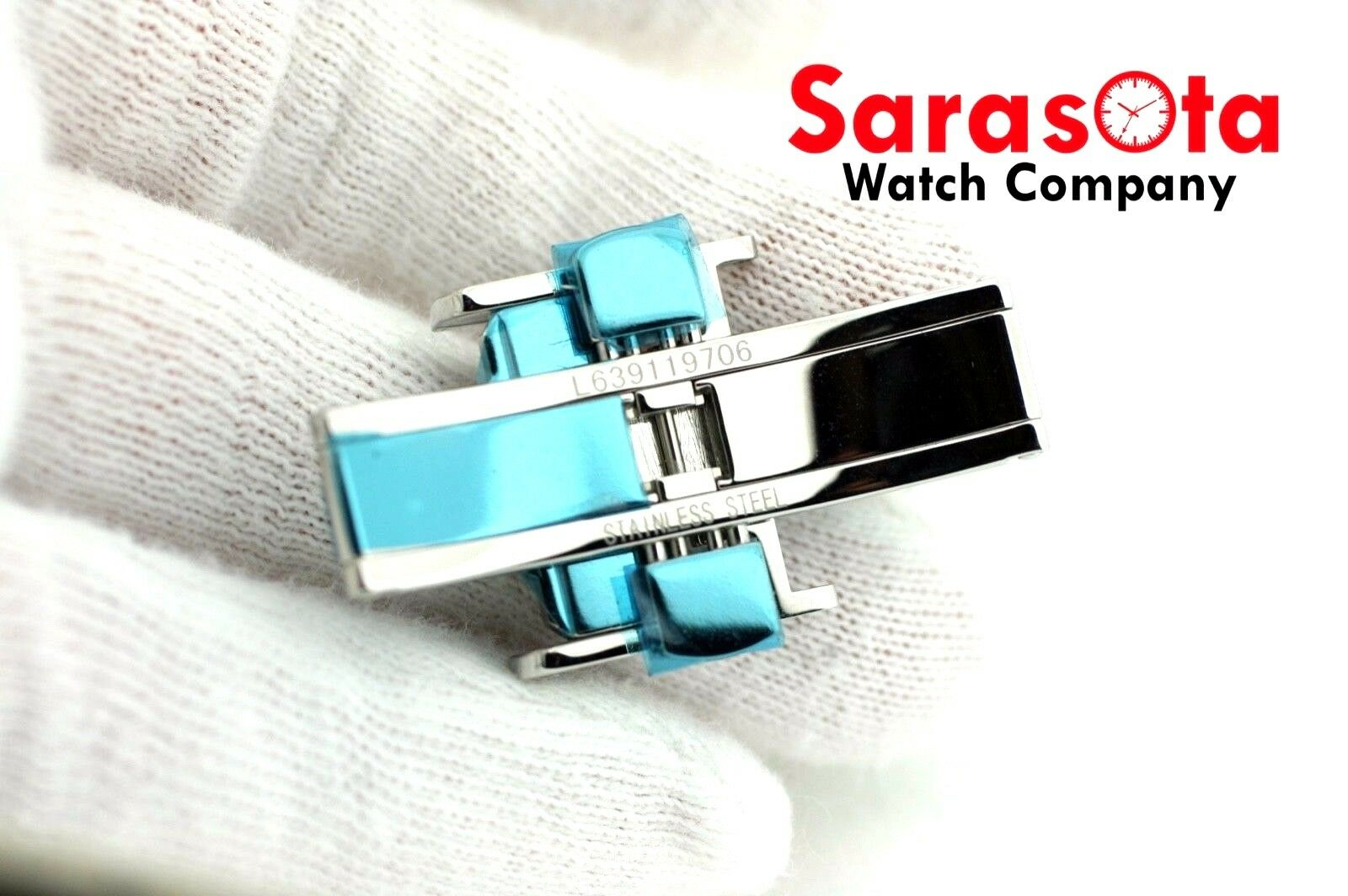 100 Original Longines Stainless Steel Watch Butterfly Buckle 18mm Leather Band 113496797985 4