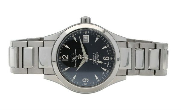 Ball NM1026C Engineer II Black Dial Stainless Steel 38mm Automatic Mens Watch 133796213806 5