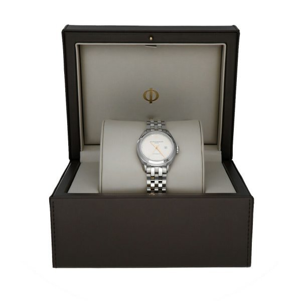Baume Mercier Clifton M0A10150 Stainless Steel 30mm Automatic Ladies Watch 124285893226 10