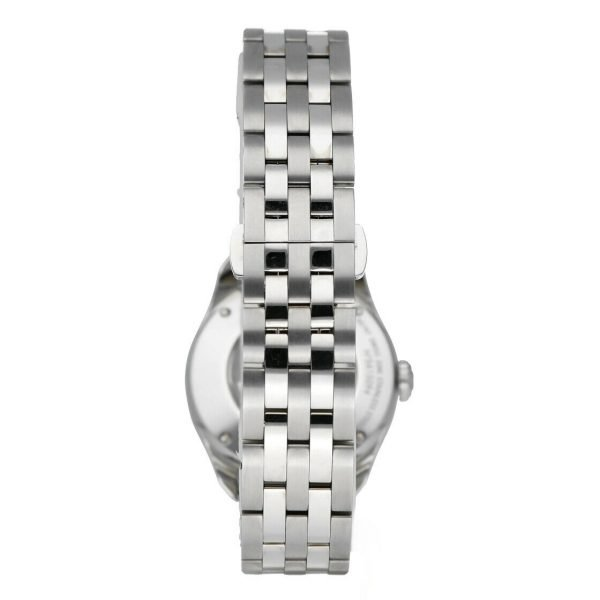Baume Mercier Clifton M0A10150 Stainless Steel 30mm Automatic Ladies Watch 124285893226 5