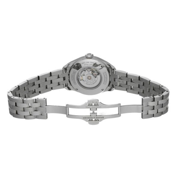 Baume Mercier Clifton M0A10150 Stainless Steel 30mm Automatic Ladies Watch 124285893226 6