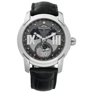 Blancpain L Evolution 8866 1134 53 Moonphase Leather 8 Days Automatic Mens Watch 124329799996