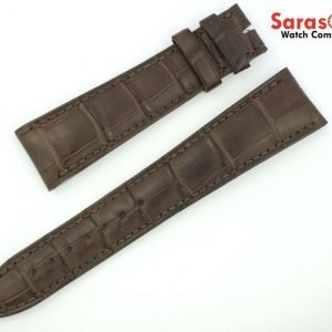 Blancpain 20mm16mm Brown Leather Watch Band 131899713047