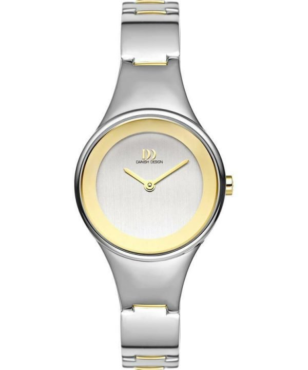 Danish Design IV65Q911 Two Tone Dial Titanium Classic Quartz Womens Watch 112210754877