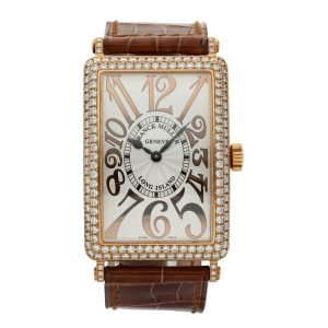 Franck-Muller-Long-Island-1002-QZ-D-18k-Rose-Gold-Diamonds-Quartz-Wrist-Watch-133704540257