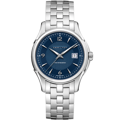 Hamilton H32515145 Jazzmaster Viewmatic 40mm Blue Dial Automatic Wrist Watch 114908571247