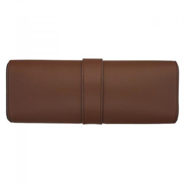 Authentic-Rolex-Watch-Roll-Brown-Leather-Case-Holder-10-x-35-133686906238-3
