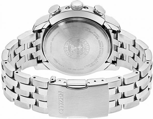 Citizen Eco Drive AT9010 52E World Time A T Radio Controlled Solar Mens Watch 133570386178 4