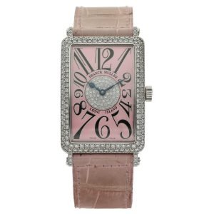 Franck-Muller-Long-Island-1000-SC-D-1P-18k-White-Gold-Diamonds-Pink-Wrist-Watch-133704614838