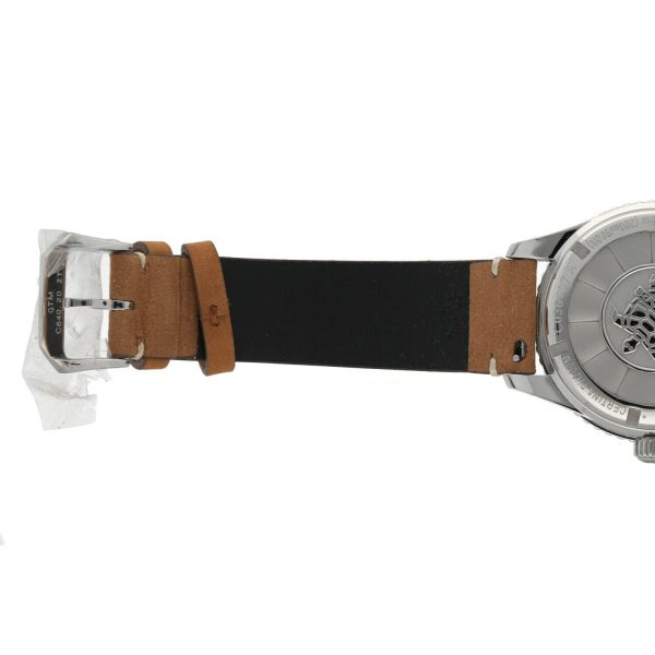 Certina DS PH200M C0364071605000 Black Dial Leather Automatic Mens Watch 124766017019 6
