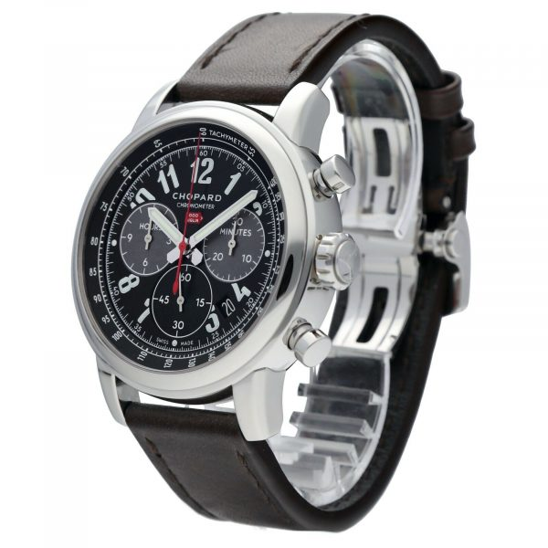 Chopard 168580 3001 1000 Mille Miglia Race Limited Edition 46mm Steel Mens Watch 114526705169 2
