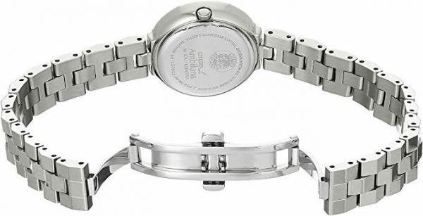 Citizen Eco Drive EW5500 81A Silhouette Stainless Steel 24mm Solar Womens Watch 133570327339 3