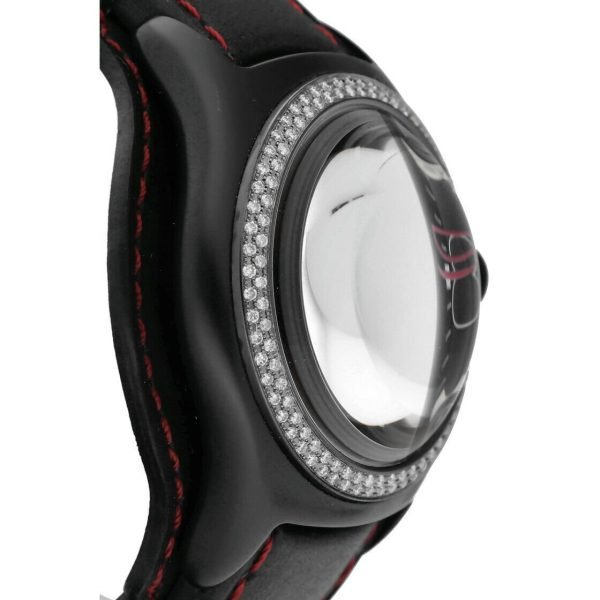 Corum Bubble Night Flyer Z08292230 Limited Edition Black Automatic Mens Watch 114397596319 4