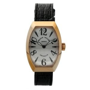 Franck-Muller-Art-Deco-11002-L-QZ-18k-Rose-Gold-Leather-Ladies-Watch-133704532149